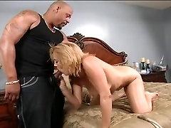 Crazy Big Dick scene with Mature,Interracial scenes