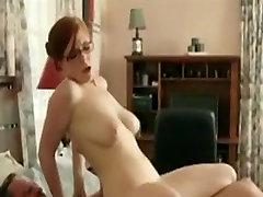 Uskumatu Oldie filmi sannalanu sex Füüsiline Tissid,Punapea stseene
