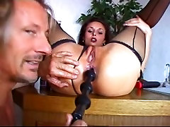 Amazing Stockings video with Anal,BDSM scenes