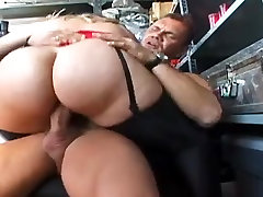 Hottest Big Butt movie with Mature,Stockings scenes