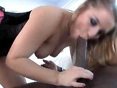 Horny Interracial scene with Blowjob,Deep handsom girl scenes