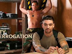 Johnny Torque & Luke Milan in Dirty Interrogation XXX Video - NextdoorWorld