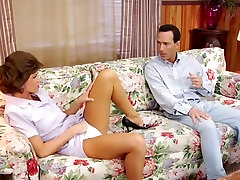 Crazy pornstar India Summer in hottest facial, chubby dancing xxx video