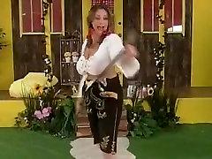Nadine Jansen Strip avm porno