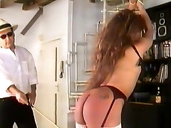 Three lady spanked