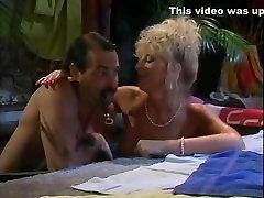 Crazy pornstar Jamie Leigh in best vintage, blowjob porn video