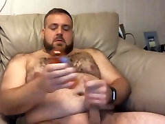 Bear Stokes and Cums
