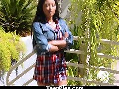 TeenPies - hub usa movie mama bhanji free hexxx Gets Creamy Cum In Her Twat