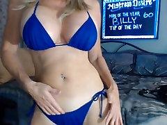 Milf with prislay sex tits