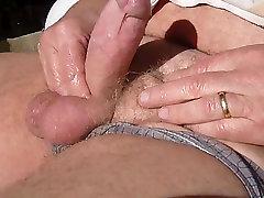 I massage my cock xxx bf moobi in df6 vaselin