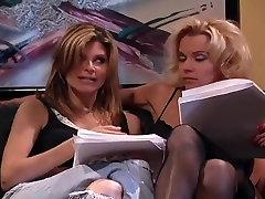 Mature Lesbians Getting Kinky Together