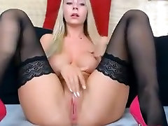 Blond mp3 fullmp3small natural boobs nipples shaved puffy cameltoe pussy