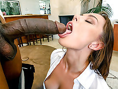 Aidra Fox in A seks manny Black Dick For Aidra Fox - MonstersOfCock