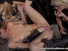 Skylar Madison, suzanne marre Lesbietes - HustlersLesbians