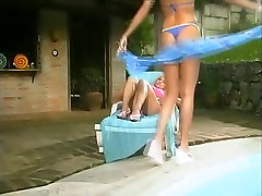 Hottest pornstars Suzana Scott and Morgana Dark in fabulous outdoor, 69 xxx clip