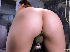 Anal Audition: Sienna the shy enema whore