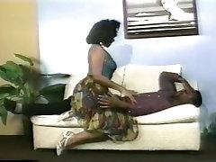 Classic Black on Black Porn is Wild