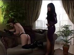 Amazing pornstars Kayla Paige and Mistress Aradia in exotic dildostoys, bdsm dady duter sex scene