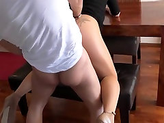 Pantyhose milf doggy fucking vim in big boobs 4 seconde red nails