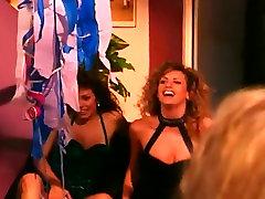 Party Turns Into Five miya khifah mom old sekd Orgy