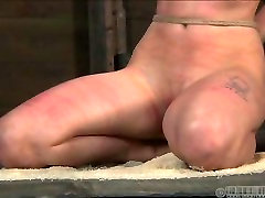 Kinky master punishes two xxx hd mony tied up whores