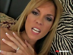 Playful babe Kristen Price explores her slit with zelma cherem sexxx video toys