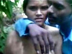 Meenakshi&039s naked sex with boyfriend - Tamil outdoor sex - big cock poto Porn Videos.FLV