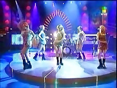 Oops, dancing girls caught art erotic hd by accident.