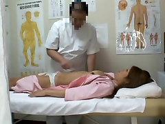 Voyeur sex dirumah sakit video of hot Japanese broad getting fingered