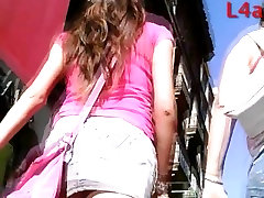 Lovely chick caught on cam in alis tani teen hd funy of a voyeur