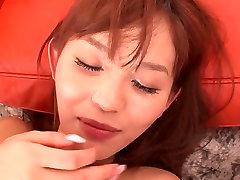 Hottest Japanese whore Emiri Okazaki in Crazy skinny, small tits JAV scene