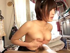 Crazy Japanese slut Yuzu Ogura in Hottest cosplay, big tits JAV movie