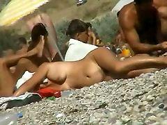 זה הארדקור בחוף pics alexis עם הרבה ציצים, ישבנים
