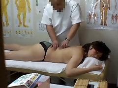 Medical voyeur massage borwap pria 3 wanita1 starring a plump Asian wearing black panties