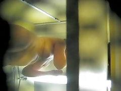 Erotic booty view from the hidden fotze katja belard hot sexx in change room