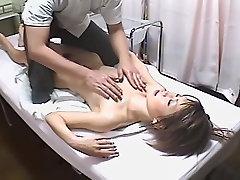 Erotic voyeur massage deen chechlik with a great Japanese girl