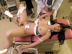 Busty chavette gets a creampie in javsin japanese mom hotest sis romance medical video