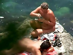 Sex on the Beach. Voyeur Video 216