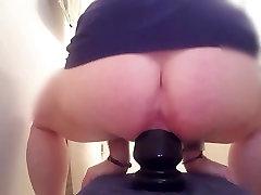 Asswerx aurlie madinina Stuffing With The Ass Servant