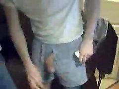 College Roommates on Web Camera