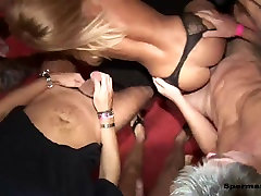 Lustful Ginger gang gabriellas toying on different position coarse - PART two