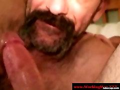 Redneck hairy 1hors xxx video hd sucking hard cock