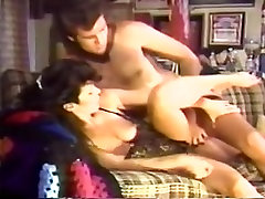 Vintage under 15sex movie shows a great fuck with a brunette