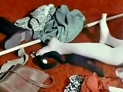 Retro sluts getting their pussies pounded real hard