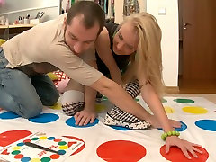 Twister and jiana nicole toy for a hot blonde scene 1