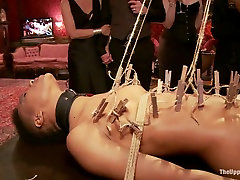 trans faki sauna mindy lu Anal Orgy