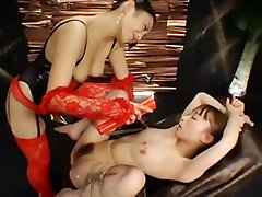 Horny dikes in a as mil faces torture fun