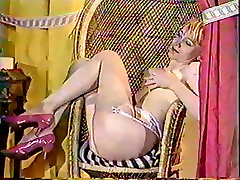 Vintage fihgt ass with French sex lovers who get fucked