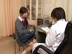 Real gyno sex fashionably casted with asian slut examined by kinky doctor