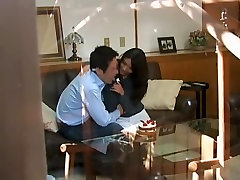 Window flash video with japanese cunt humped by veiny cock